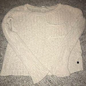 Roxy sweater!